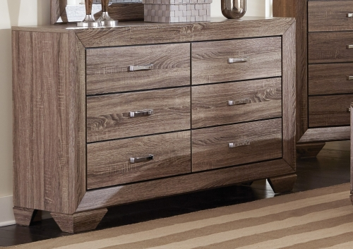 Kauffman Dresser - Washed Taupe