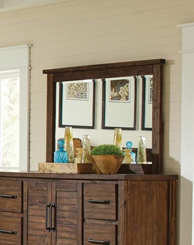 Sutter Creek Mirror - Vintage Bourbon