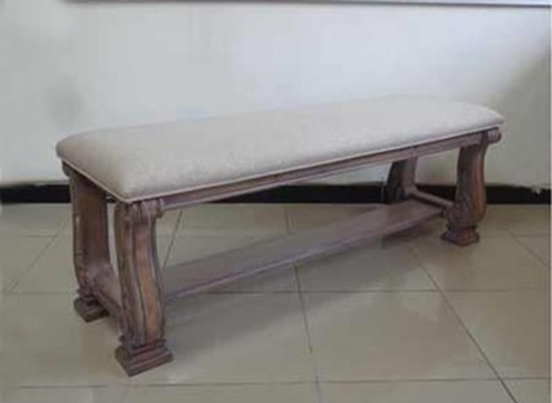 Ilana Bench - Antique Linen