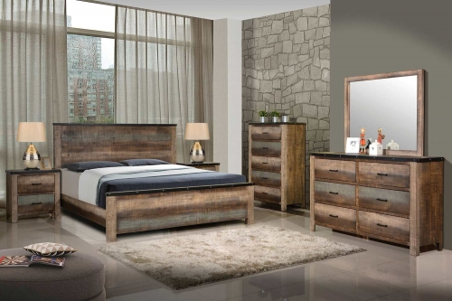 Sembene Bedroom Collection - Multi