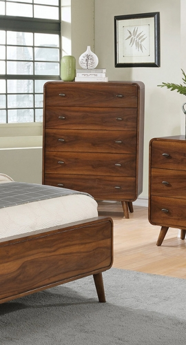 Robyn Chest - Dark Walnut