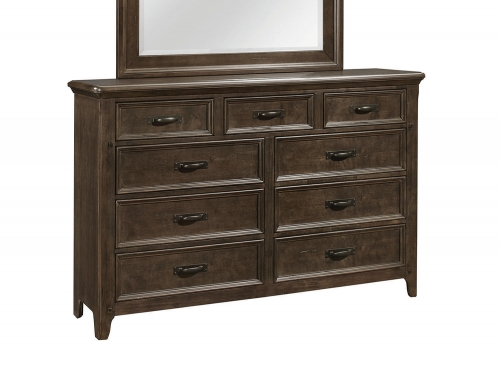 Ives Dresser - Antique Mink