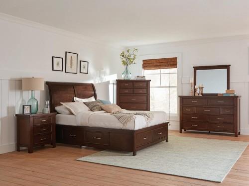 Traditional Bedroom Set