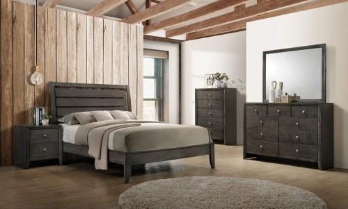 Serenity Bedroom Set - Mod Grey