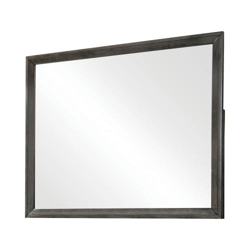 Serenity Mirror - Mod Grey