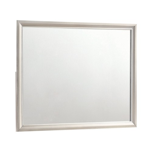 Salford Mirror - Metallic Sterling