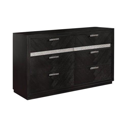Chula Vista Dresser - Rustic Glam