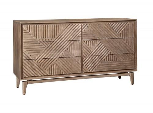 Vanowen Dresser - Sandstone