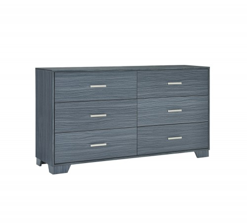 Julian Dresser - Dark Grey Oak