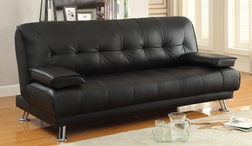 Braxton Sofa - Black