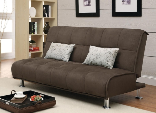 300276 Sofa Bed - Brown