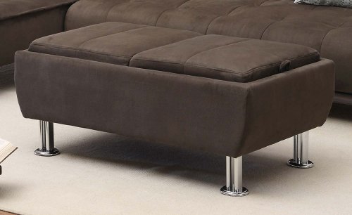 300276 Ottoman - Brown
