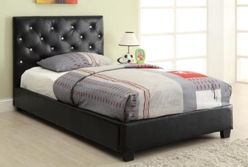 Regina Bed - Black