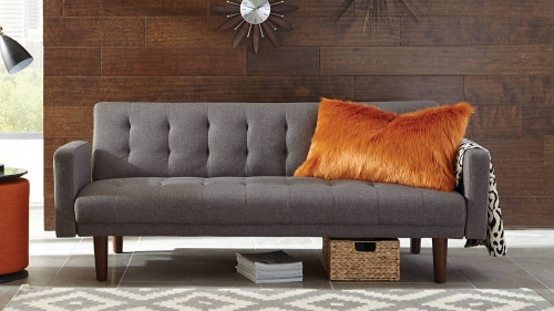 Skyler Sofa Bed - Grey