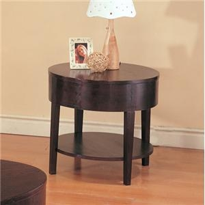 Gough End Table