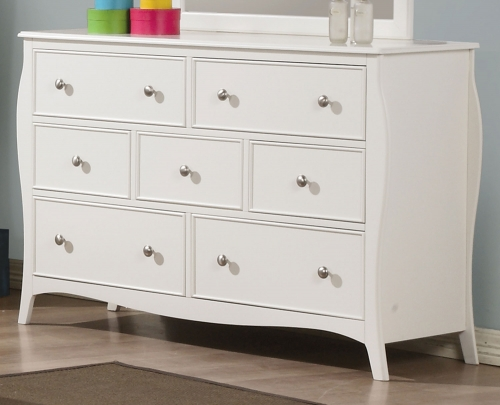 Dominique Dresser - White