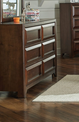 Greenough Dresser - Maple Oak