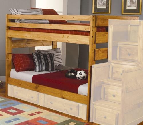 Wrangle Hill Full-Full Bunk Bed