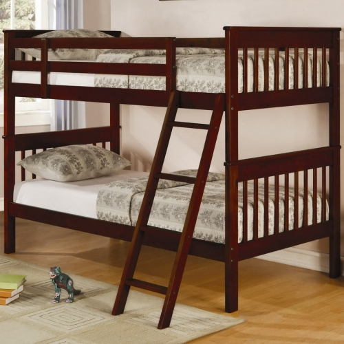 460231 Twin-Twin Bunk Bed