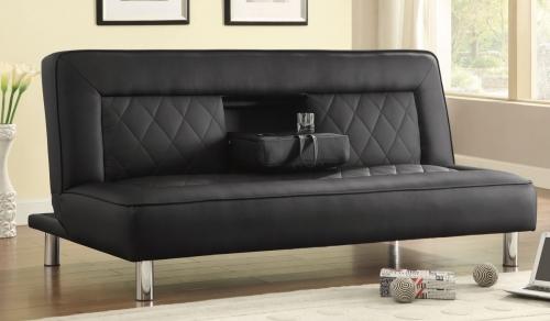 500010 Sofa Bed - Black