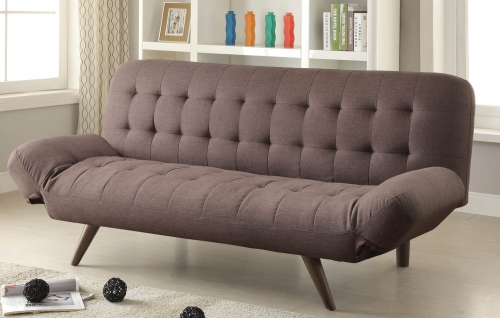 500041 Sofa Bed - Brown
