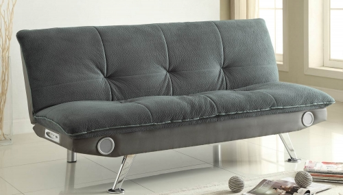 500046 Sofa Bed - Grey