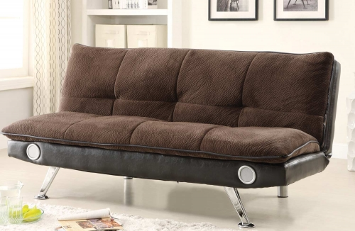 500047 Sofa Bed - Brown