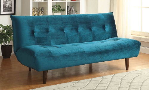 500098 Sofa Bed - Teal