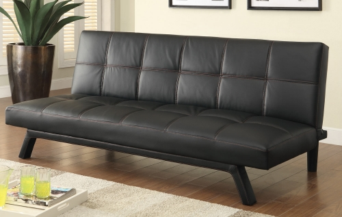 500765 Sofa Bed - Black