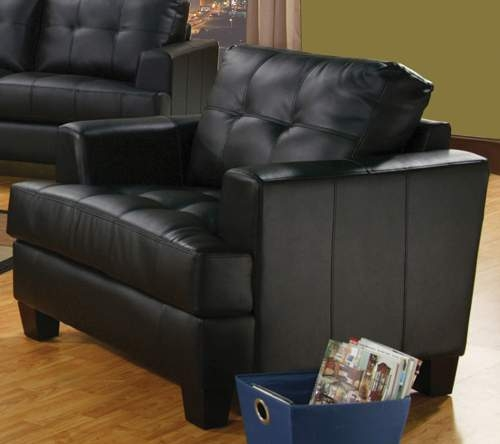Coaster Samuel Chair - Black
