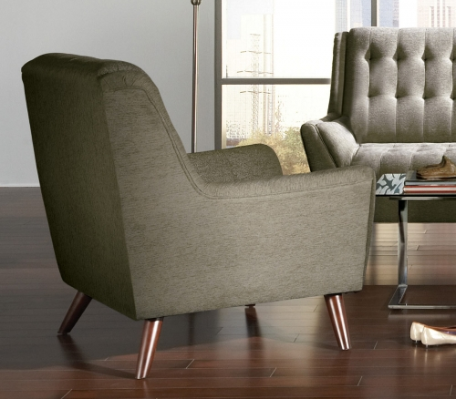 Natalia Chair - Dove Grey