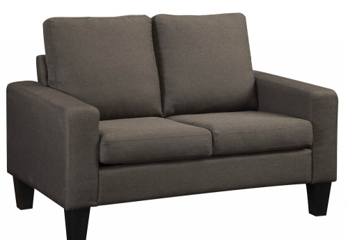 Bachman Love Seat - Grey