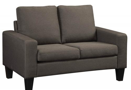 Bachman Love Seat - Grey