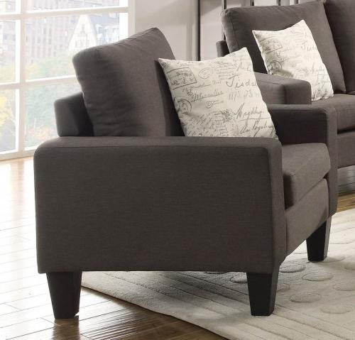 Bachman Chair - Grey