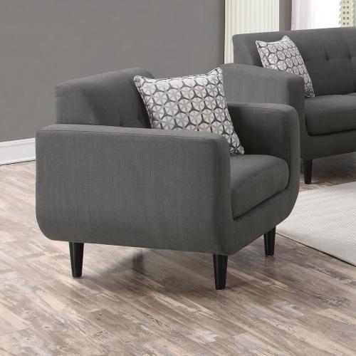 Stansall Chair - Grey