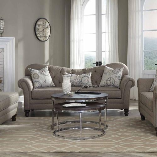 Carnahan Sofa - Stone Grey