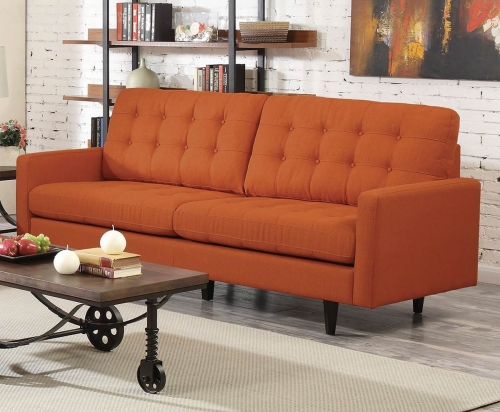Kesson Sofa - Orange