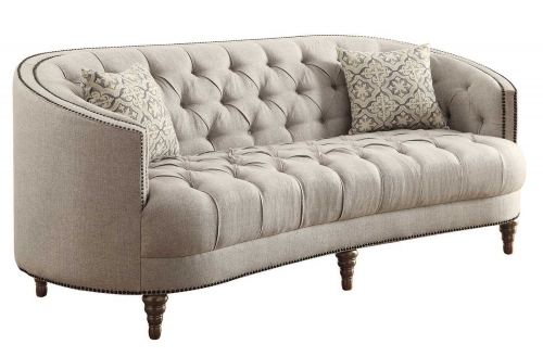 Avonlea Sofa - Stone Grey