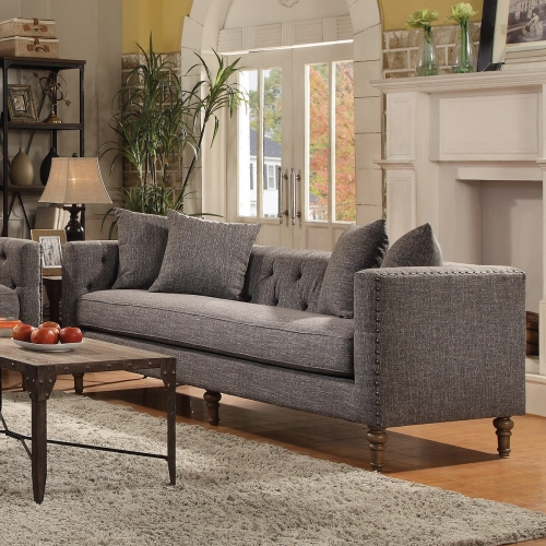 Ellery Sofa - Grey