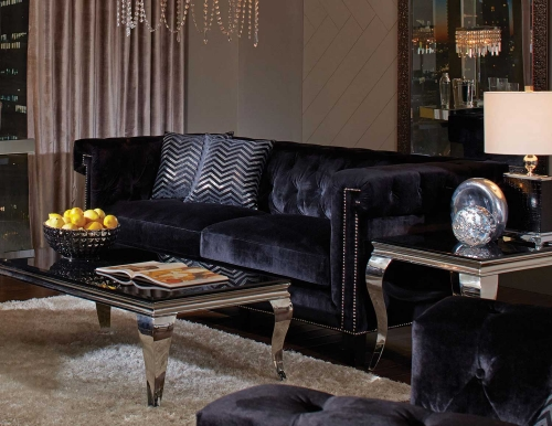 Reventlow Sofa - Black