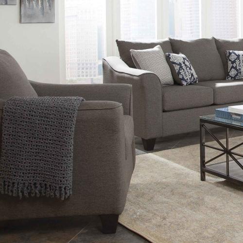 Salizar Chair - Grey