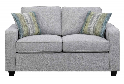 Brownswood Loveseat - Light Grey