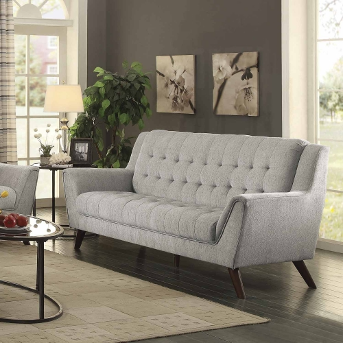 Baby Natalia Sofa - Dove Grey