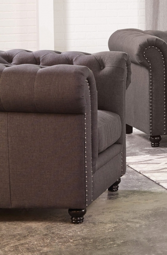 Roy Chair - Grey