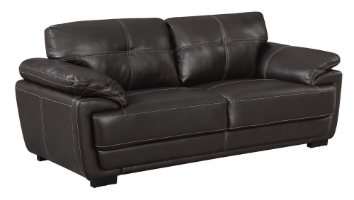 Zenon Sofa - Brown