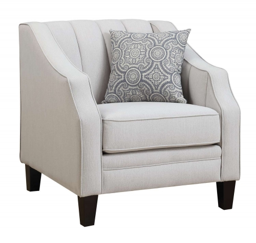 Loxley Chair - Grey