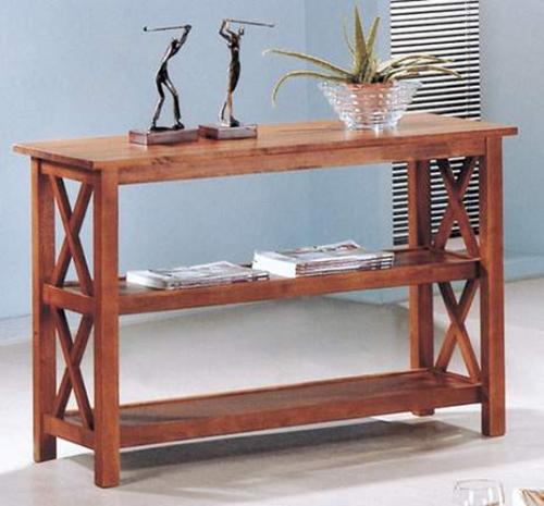 Briarcliff Sofa Table - Brown