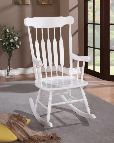600174 Rocking Chair - White