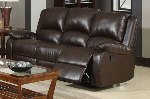 Boston Motion Sofa - Brown