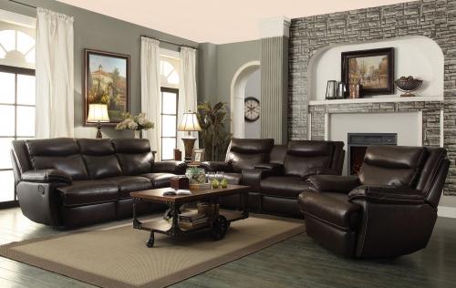 MacPherson Sofa Set - Cocoa Bean